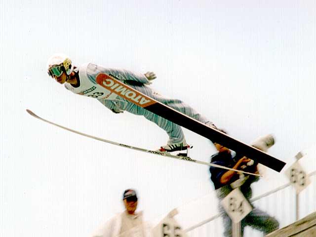 2001 FISグランプリスキージャン...
